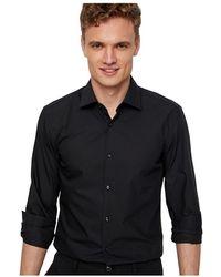BOSS by Hugo Boss Long Sleeve Shirt - Zwart