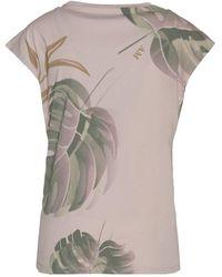 Aeronautica Militare Tee-shirt Rosa