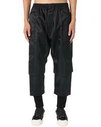 Y-3 Cargo Pants - Zwart