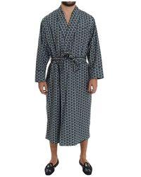 Dolce & Gabbana - Robe Coat Nightgown - Lyst