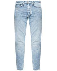 Rag & Bone Jeans with worn effect - Blu