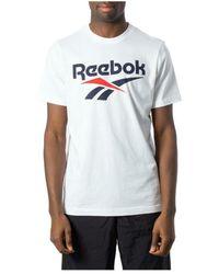 Reebok T-shirt - Wit