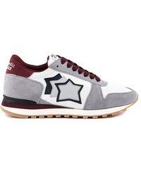 Atlantic Stars Vibram sneakers Rojo