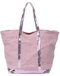 Vanessa Bruno Cabas Moyen Bag - Roze