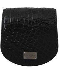 Dolce & Gabbana Case Holder - Nero