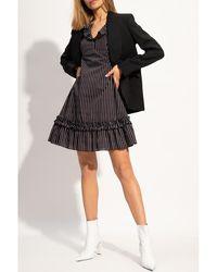 Montblanc Short-sleeved dress Negro