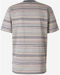 Zimmerli Striped Cotton Pijamas Beige - Neutro