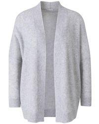 Santa Eulalia - Cashmere & Silk cardigan - Lyst