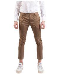 PT01 Pantaloni Edge - Neutro