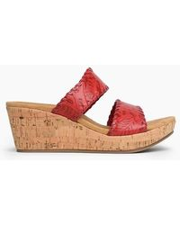 Minnetonka Bertie - Red