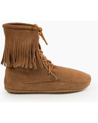 Minnetonka Tramper Boot - Brown