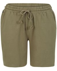 Miss Etam Dames Short Solid Jojo Short-groentonen