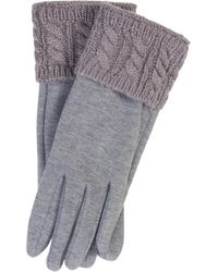 Miss Etam - Dames Handschoenen - Lyst