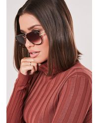 Missguided Australia All In Mini Sunglasses - Multicolor