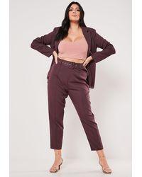 Missguided Blush Velvet Midi Dress And Kimono Jacket Co Ord Set - Pink