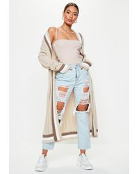 173c178c9a13 Lyst - Women s Missguided Cardigans On Sale