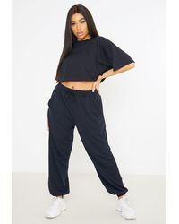 Missguided Size Black 90s Joggers