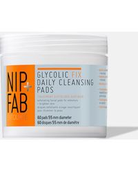 Missguided Nip + Fab Glycolic Fix Daily Cleansing Pads - Blue