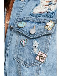 Missguided - Epic Disco Sh*t Enamel Pin Badge Pack - Lyst