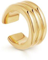Missoma - Gold Ancien Ear Cuff - Lyst