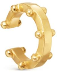 Missoma - Lucy Williams X Armour Ear Cuff - Lyst