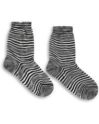 Missoni Socks - Black