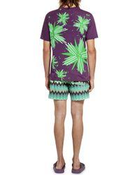 Missoni - Beachwear T-shirt - Lyst
