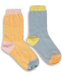 Missoni M Short Socks - Blue