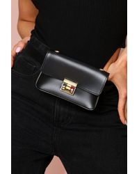 MissPap Box Belt Bag - Black