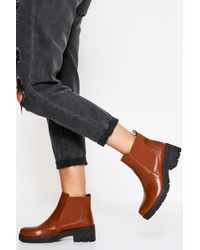 MissPap Chunky Sole Chelsea Boot - Multicolour