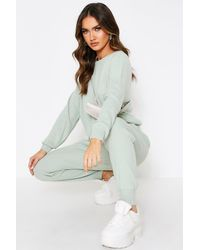 MissPap Knitted Jumper & Jogger Co-ord - Multicolour