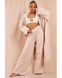 MissPap Cosy Knit Cardigan - Natural