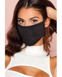 MissPap Black Fashion Face Mask