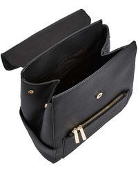 Miss Selfridge - Clean Pocket Rucksack - Lyst