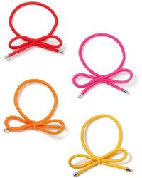 Miss Selfridge - Bright Bow Hair Accessories - Lyst
