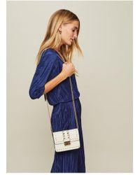 Miss Selfridge Stud Pearl Cross Body Bag - Multicolour