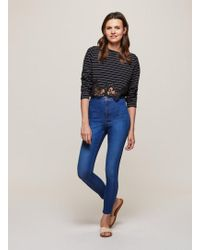 Miss Selfridge Steffi Pretty Blue Jeans