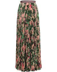 Mr & Mrs Italy Ls010 Long Skirt - Verde