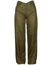 Balenciaga Pantaloni - Verde