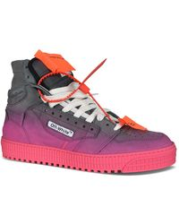 Off-White c/o Virgil Abloh Sneakers Off Court 3.0 - Morado