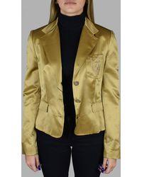 Dolce & Gabbana Blazer - Metálico
