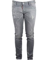 DSquared² Slim Jean - Gris