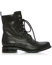 Moda In Pelle Sh Instyle Black Leather