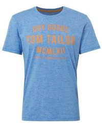 Tom Tailor - T-shirt - Lyst