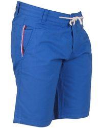 MZ72 Heren Short - Blauw