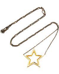 Kwiat - Medium Star Necklace - Lyst