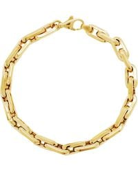 Adina Reyter 14k Yellow Gold Cable-chain Bracelet