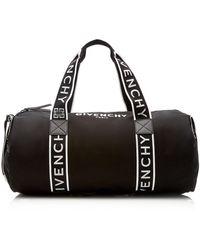 Givenchy Light 3 Nylon Duffle Bag - Black