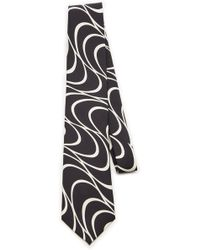 Ralph Lauren - Printed Silk Tie - Lyst