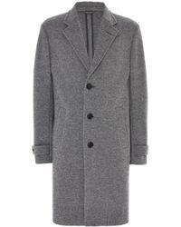 Ermenegildo Zegna Cashmere Coat - Gray